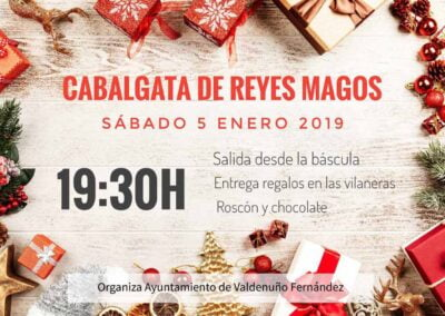 Noche de Reyes 2019